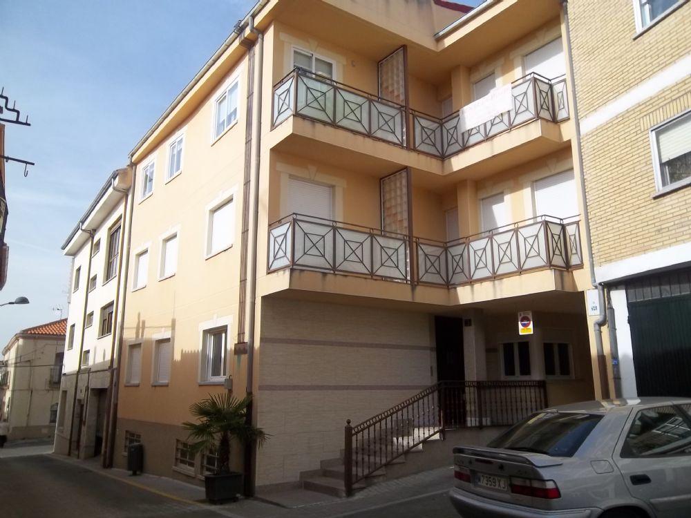 Plaza de garaje en calle valera 3 en ciudad rodrigo for Plaza de garaje almeria