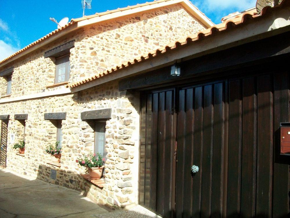 Vivienda unifamiliar de lujo ideal casa rural en ciudad rodrigo - Casa rural lujo ...